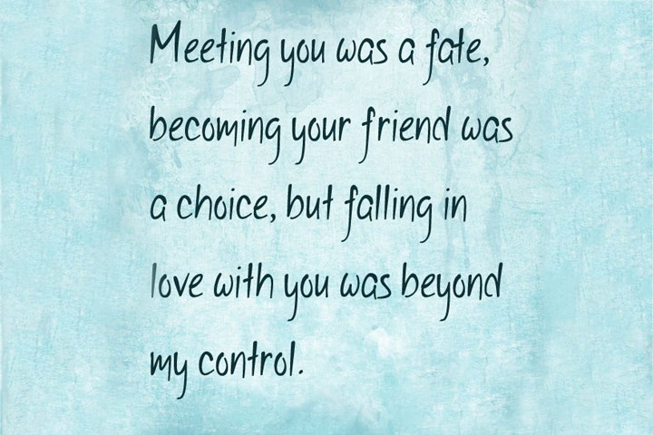 Engagement Quotes for Her - Fate
