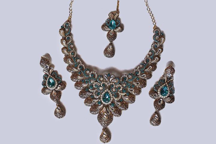 artificial bridal jewellery online 7