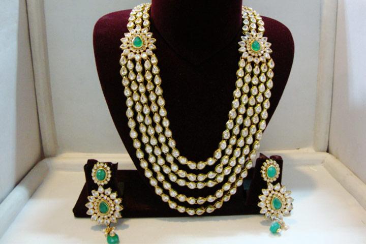 artificial bridal jewellery online 6