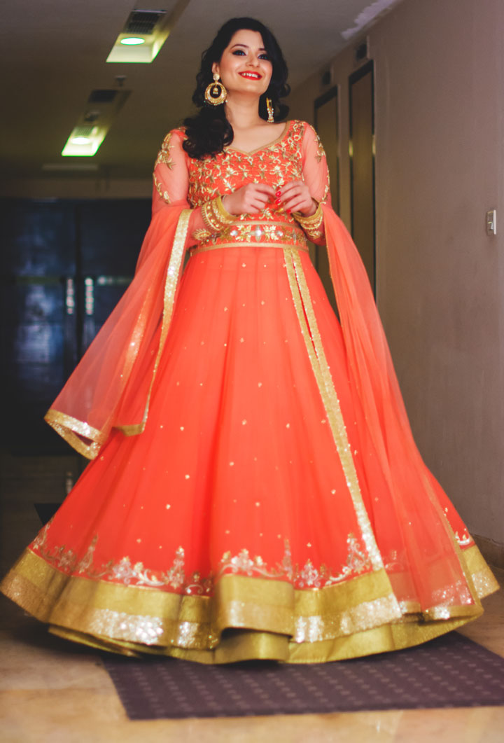 Punjabi Bridal Suit