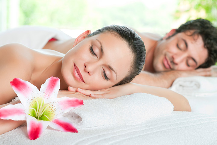 Wedding Gifts For Bride - Spa Voucher