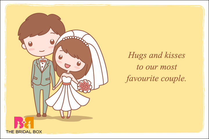 Marriage wishes top148 beautiful messages to share your joy casual wedding day wishes to the favourite couple m4hsunfo