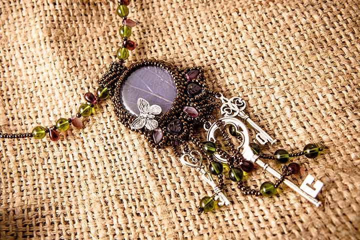 Wedding Gifts For Bride - Handmade Jewellery