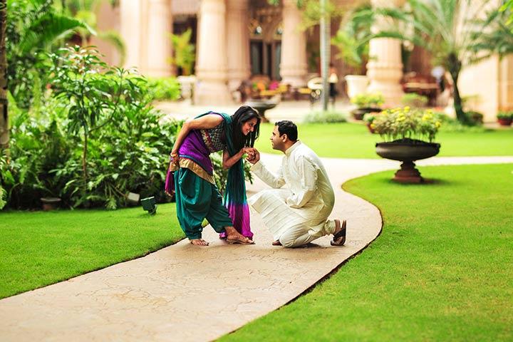 Punjabi Bridal Suits - 1
