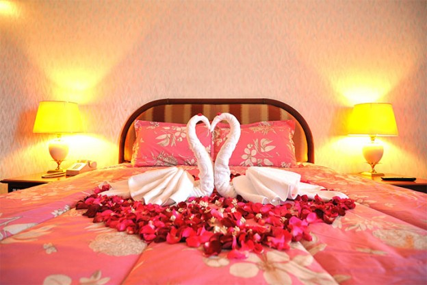 Wedding Room Decoration Tips For That Perfect First Night