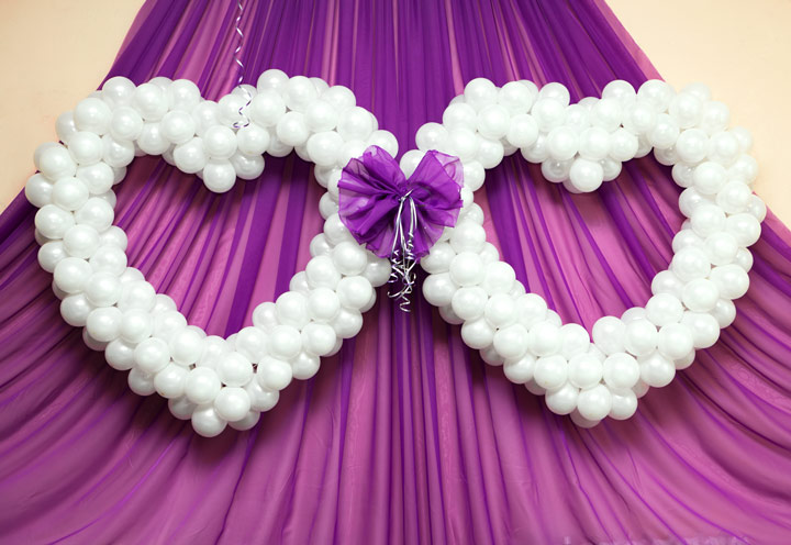 6 Wedding Balloon Decoration Ideas You Cant Miss