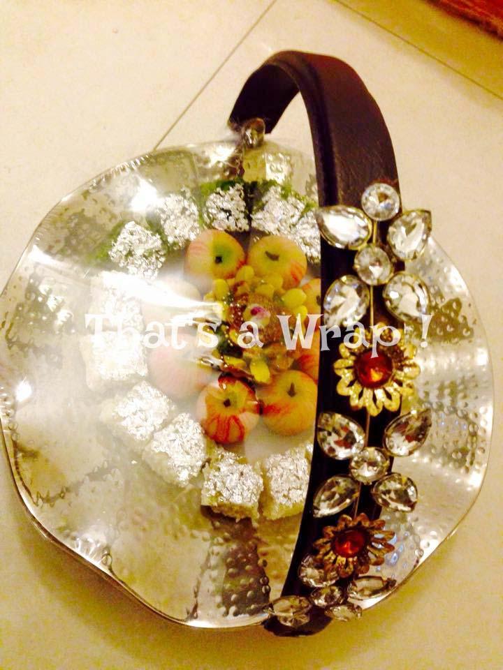 Wedding Basket Decoration-Basket decoration