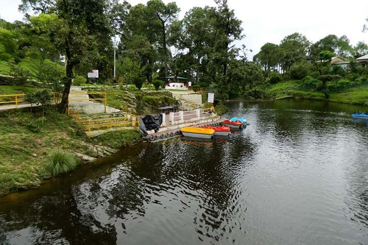 Honeymoon Places in North India - Bhulla Lake, Lansdowne