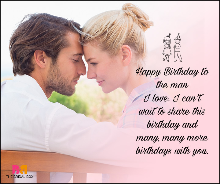 I Love Man Quotes: Birthday Love Quotes For Him: The Special Man In Your Life