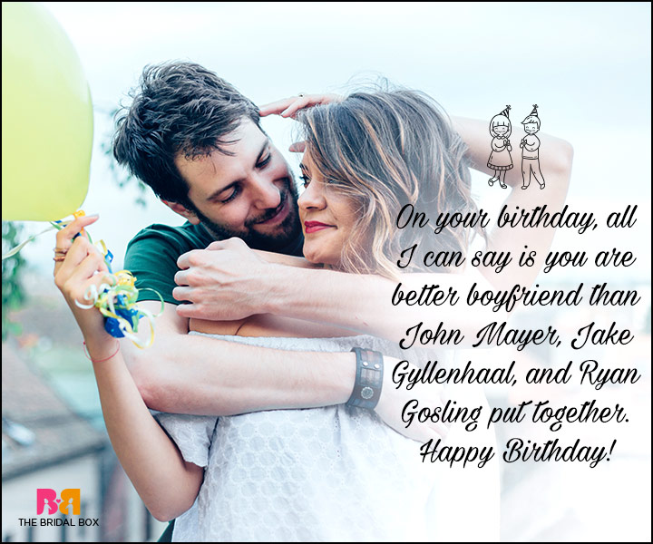 Birthday Love Quotes For Him - 19