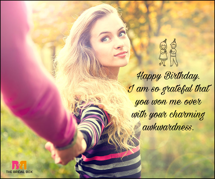Birthday Love Quotes For Him - 20