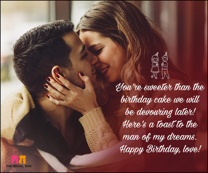 Birthday Love Quotes For Him