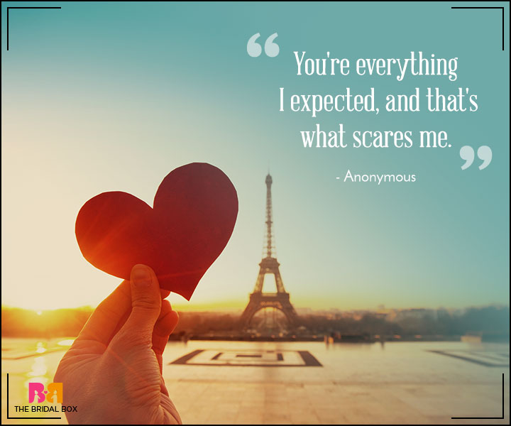 Heart Touching I Love You Quotes For Her : Heart Touching Love Quotes for Her - Everything I Expected