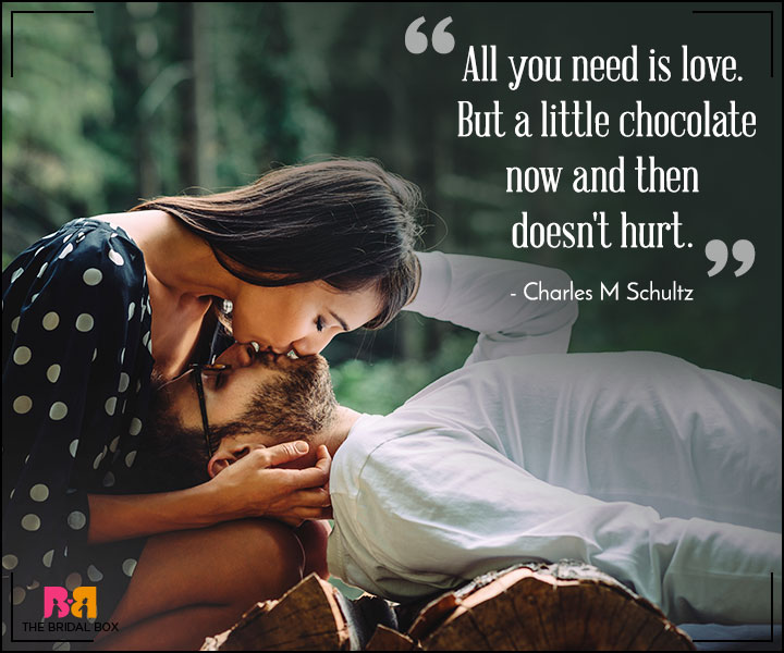 Heart Touching Love Quotes for Her - All You Need Is Love