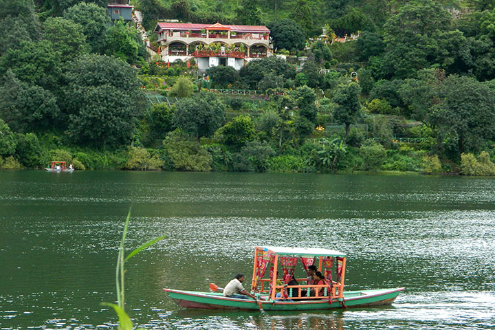Honeymoon Places in North India - Naukuchiatal