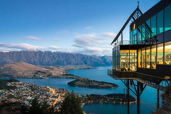 Honeymoon Destinations-Queenstown-New-Zealand