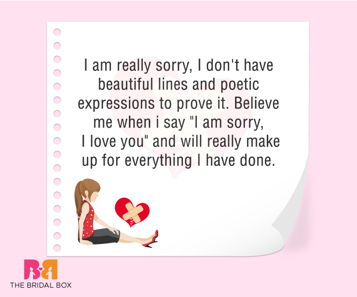 Sorry Quotes For Her | 12 Unforgettable Sorry Love Quotes For Her To Forgive You
