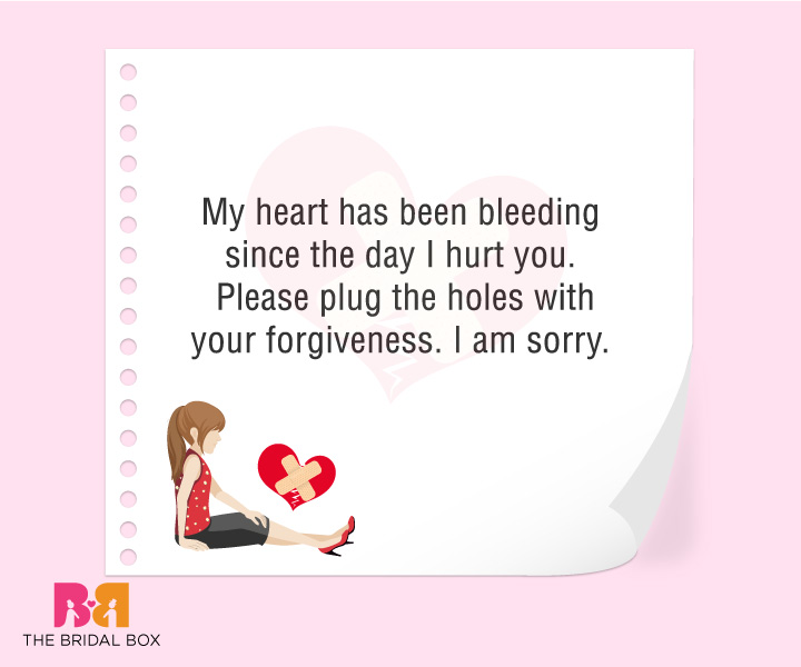 Love Forgiveness Quotes Classy 12 Unforgettable Sorry Love Quotes For Her To Forgive You