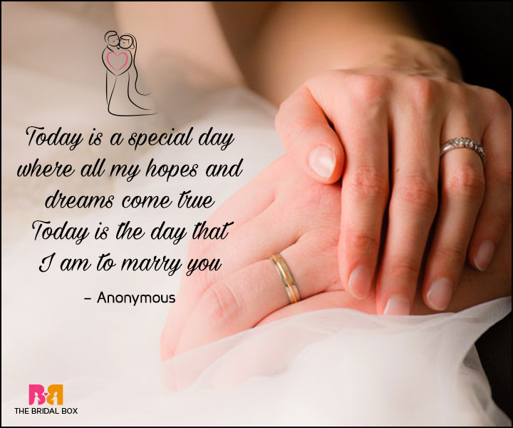 Wedding Love Quotes 24