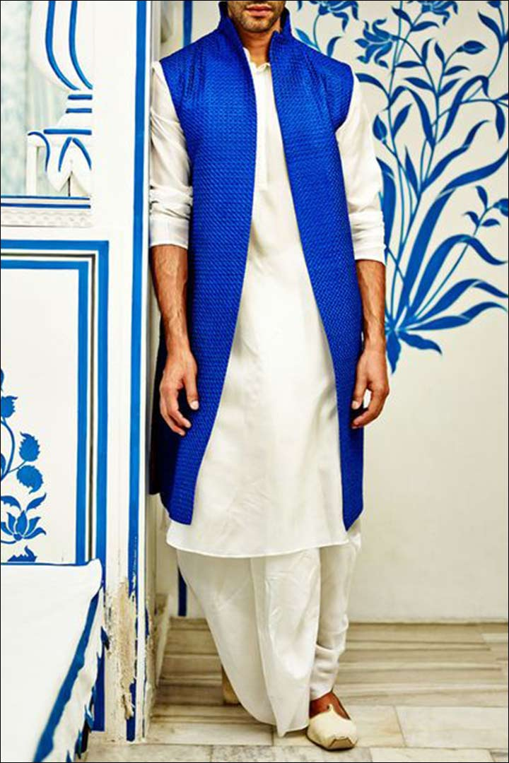 Sherwani For Groom - A Long Jacket