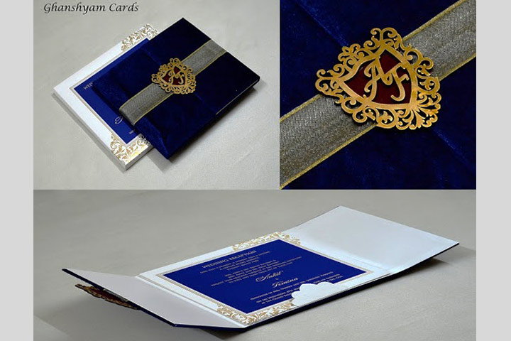 Wedding Card Designs The Royal Invite