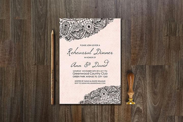 Bridal Shower-4 Invite