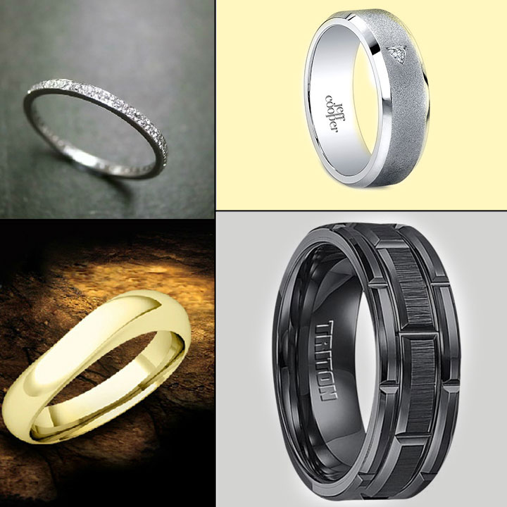 comfort and products wedding fit steel burl wood afzelia surgical ring stainless core metal bentwood exotic rings rare grade with