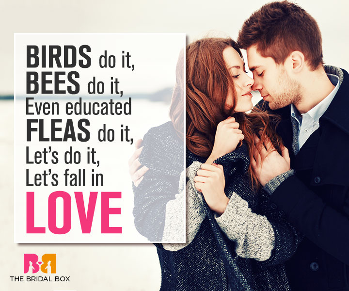 25 Funny Love Quotes For Him To Smile, Kiss & Love