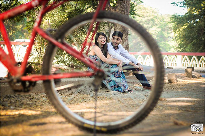 Pre-Wedding Photography - Those Happy Rides