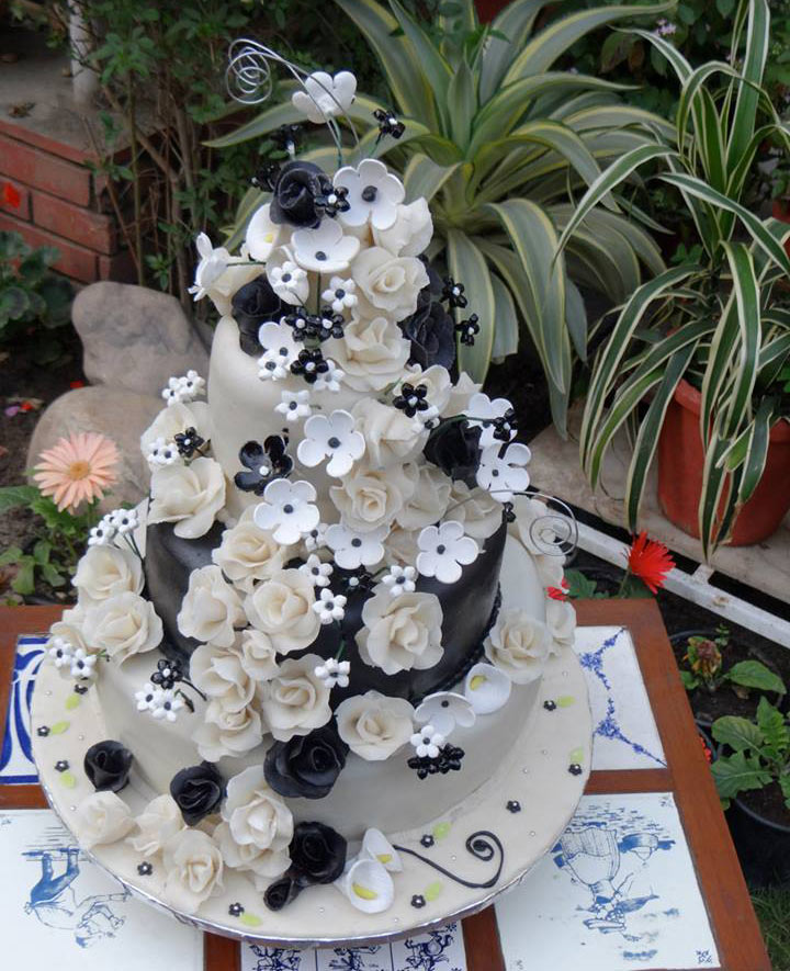 Engagement Cake Designs - Engagement Cake