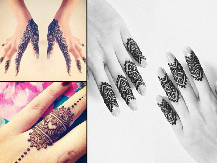 Mehndi Designs For Fingers A Women S Club : Arabic mehndi design for fingers top picks of