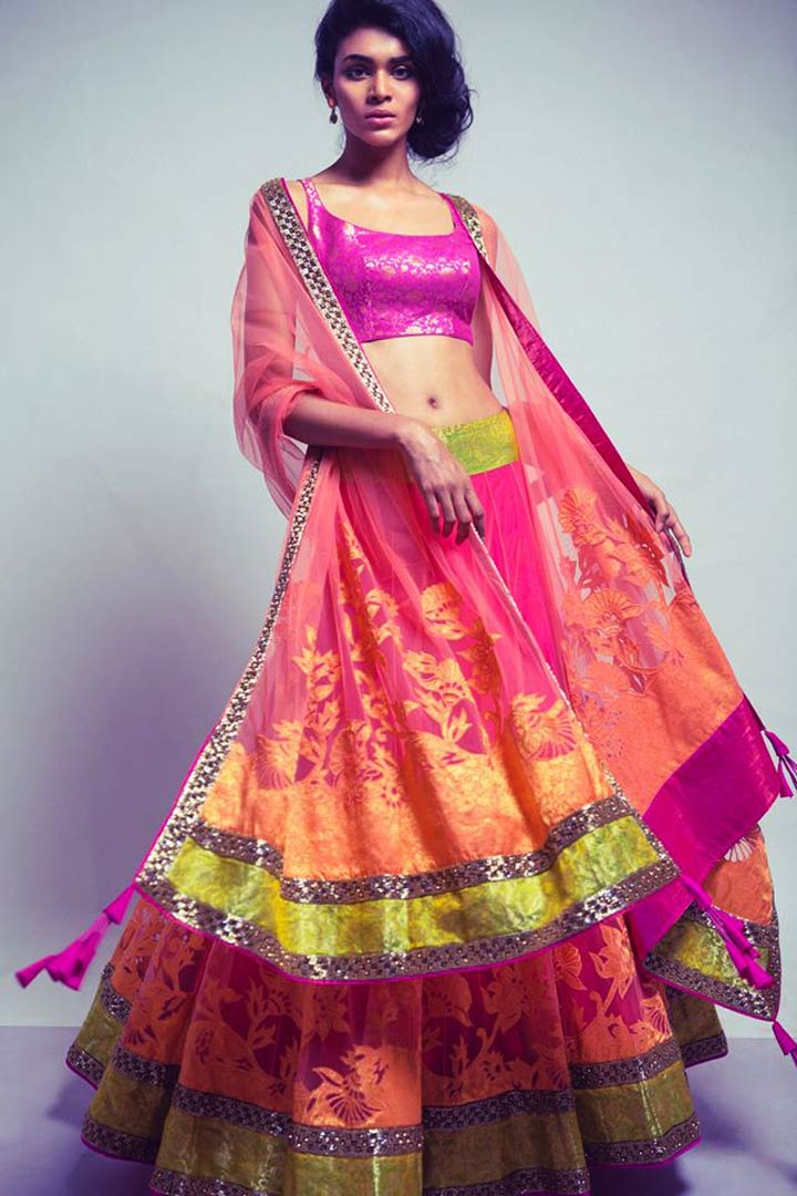 dd8f1206ccd4 5 Trendy Neeta Lulla Bridal Lehenga Collection To Crave For