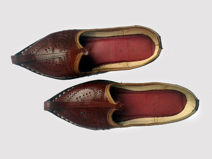 Wedding Shoes For Men - Jodhpuri Khussa Maharaja jootis