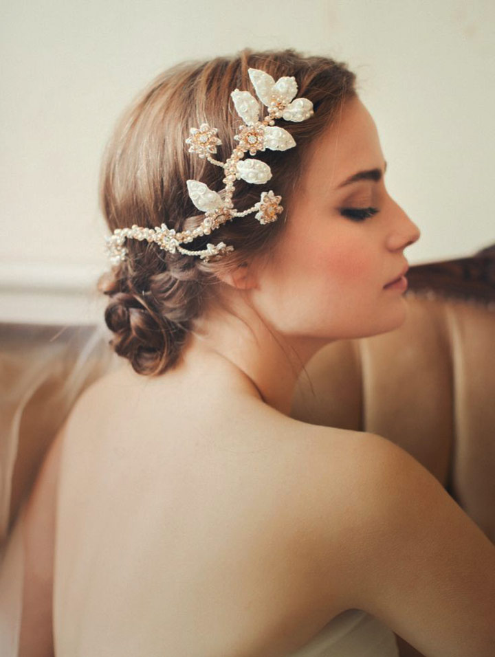 Bridal Jewellery On Rent- Headpiece