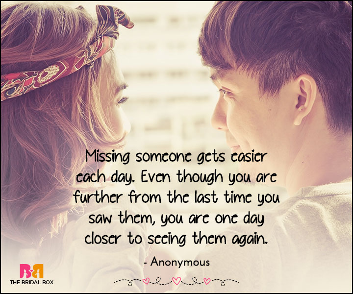 Long Distance Love Quotes For Her - 11