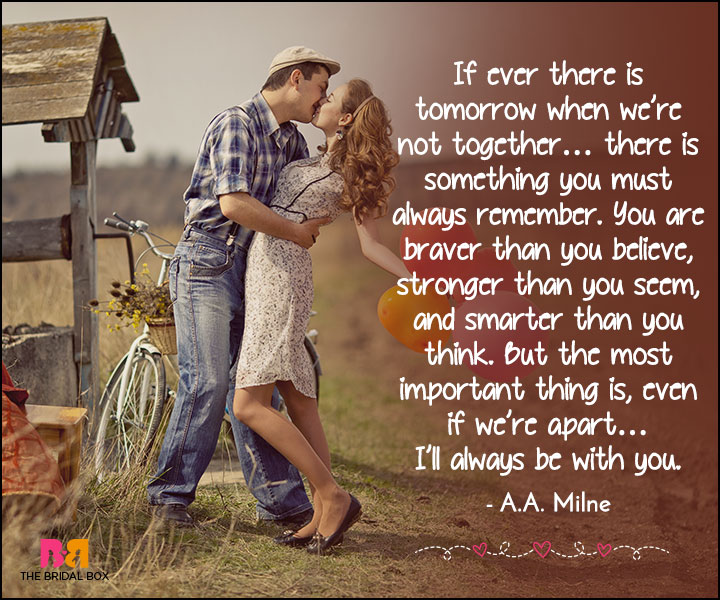Long Distance Love Quotes For Her - 16