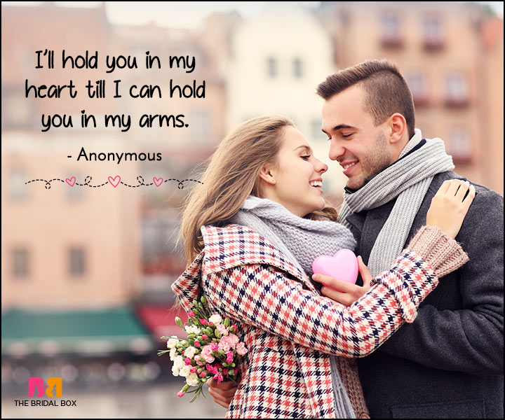 Love Quote For Her Long Distance Fascinating 18 Long Distance Love Quotes For Her To Make An Impression