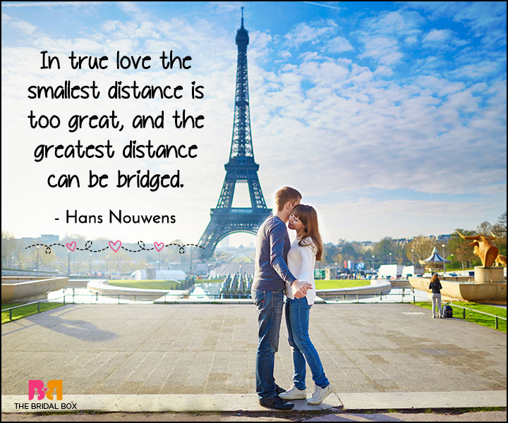 Long Distance Love Quotes For Her - 9