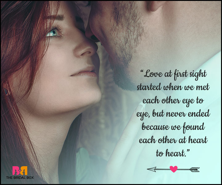 Love At First Sight Quote - 7