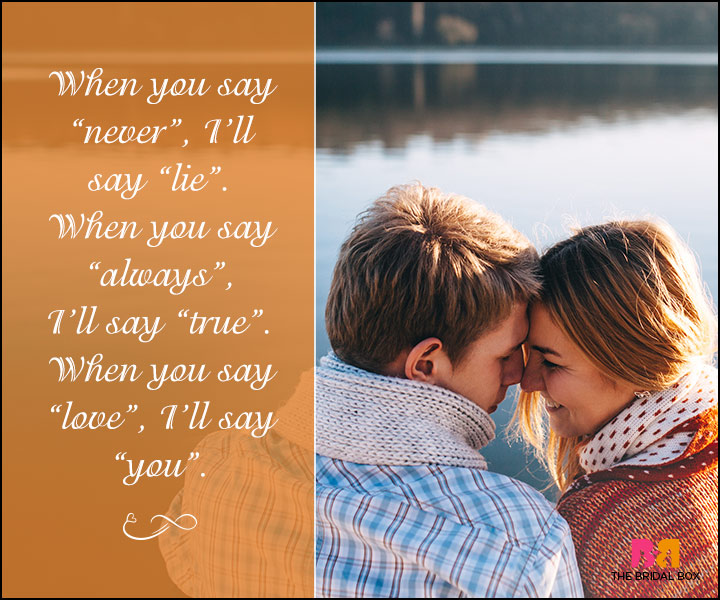 True Love Quotes For Her - True Or False