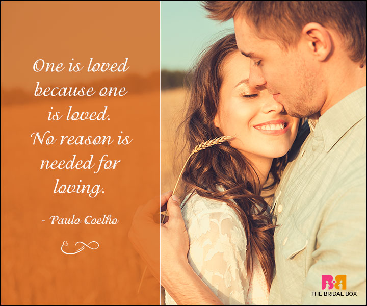 True Love Quotes For Her - Paulo Coelho