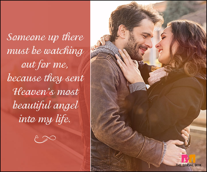 True Love Quotes For Her - Heaven's Most Beautiful Angel