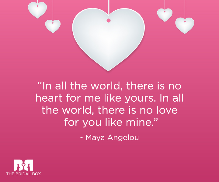 Love Anniversary Quotes 2 Maya Angelou
