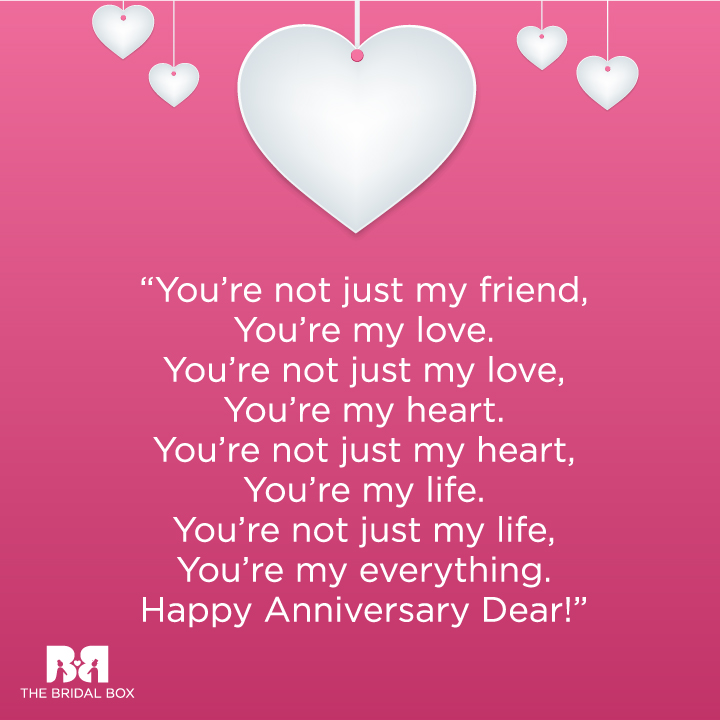 Happy Anniversary To A Beautiful Couple Quotes: 25 Beautiful Love Anniversary Quotes For You