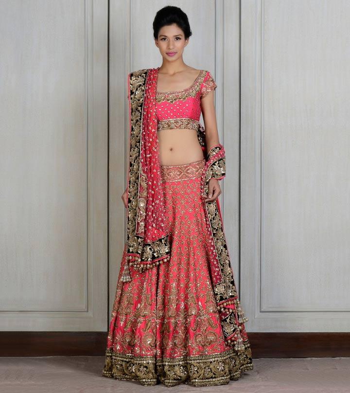 10 Best Manish Malhotra Bridal Lehenga Designs To Die For