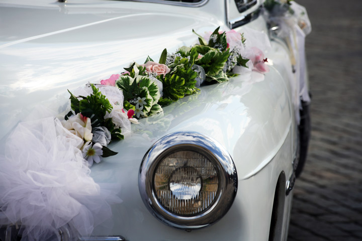 wedding Car-decorattion