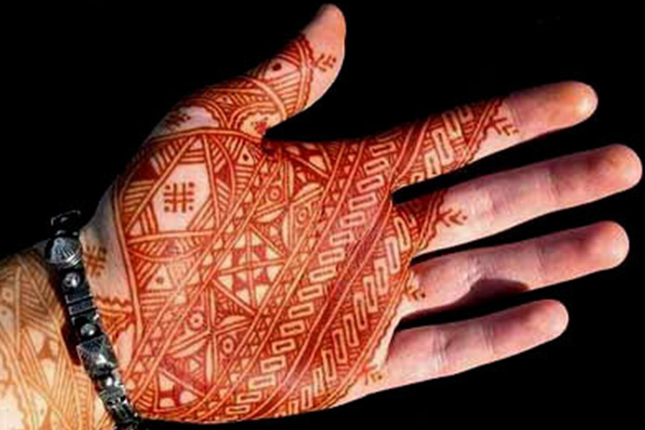 Nomad Heart Design - Mehndi Design For Groom