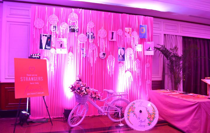 Wedding Reception Decorations-Photobooth decoration
