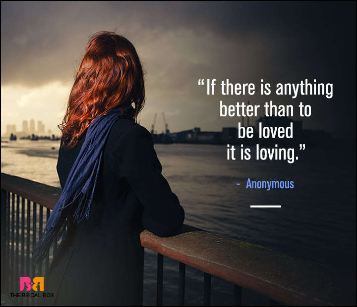 Sad Quotes About Love For Him : 15 Sad Love Quotes For Him: A Meaningful Introspection!