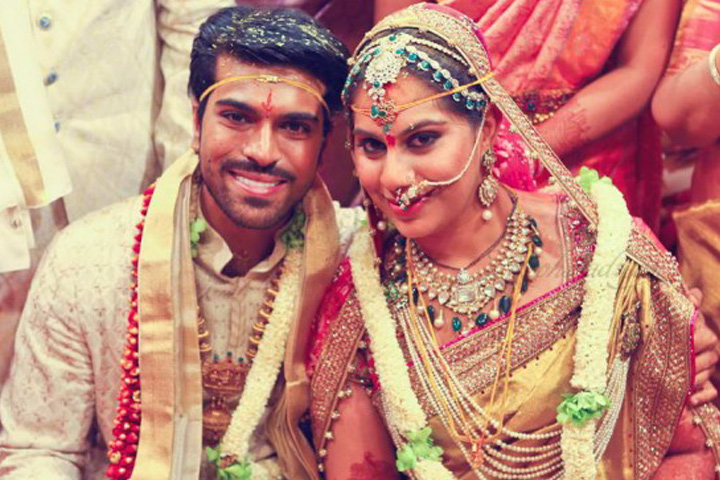 ram charan marriage with his love upasana exclusive pics